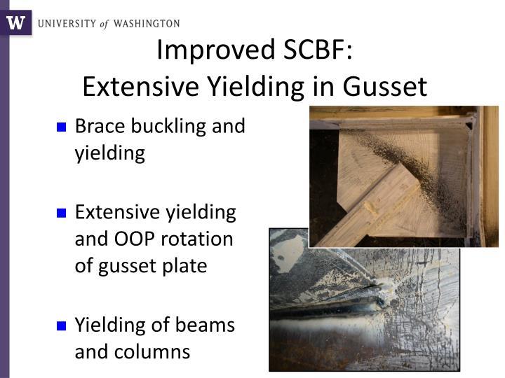 Improved SCBF: