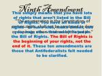 ninth amendment1