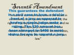 seventh amendment1