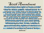 sixth amendment1