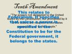 tenth amendment1