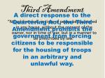 third amendment1