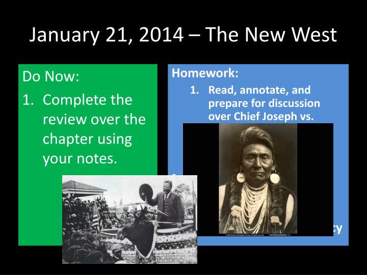 january 21 2014 the new west n.