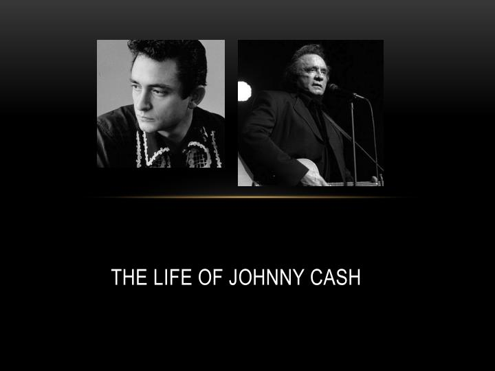 the life of johnny cash n.