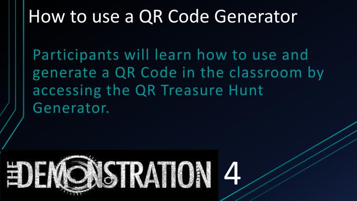 How to use a QR Code Generator