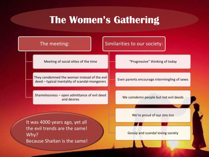 The Women's Gathering