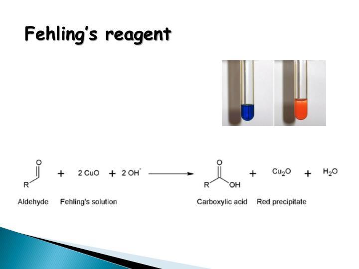 Fehling's reagent