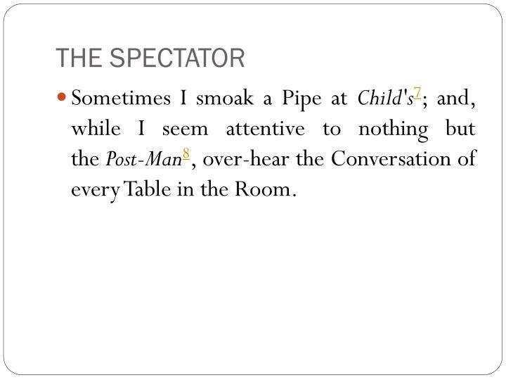 The spectator1