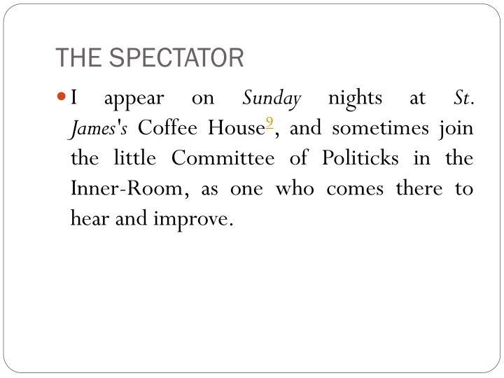 The spectator2