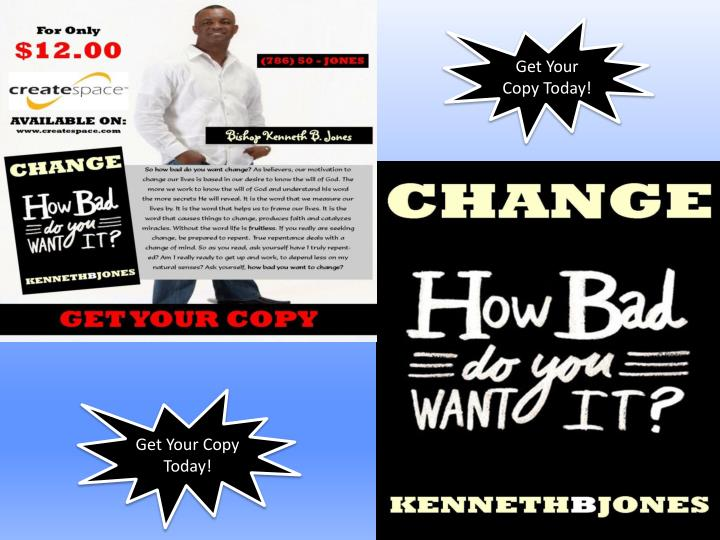 Get Your Copy Today!