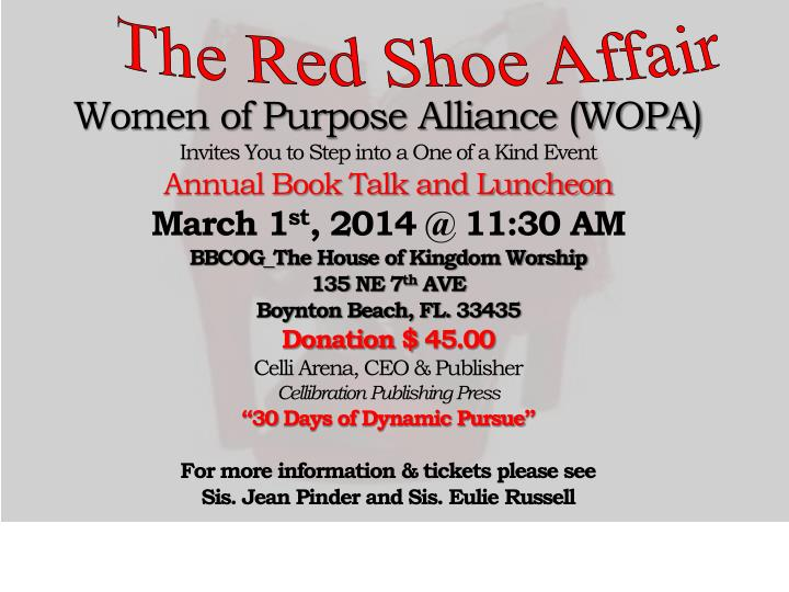 The Red Shoe Affair