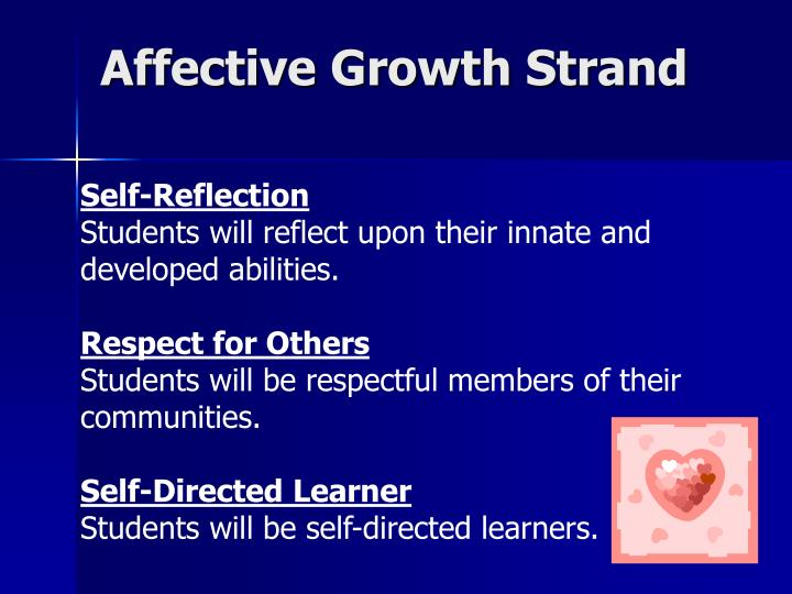 Affective Growth Strand