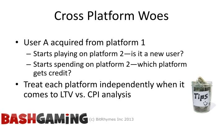 Cross Platform Woes