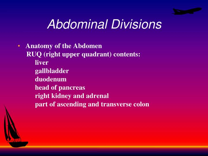 Ppt Reviewing The Chart Abdominal Incisions Powerpoint