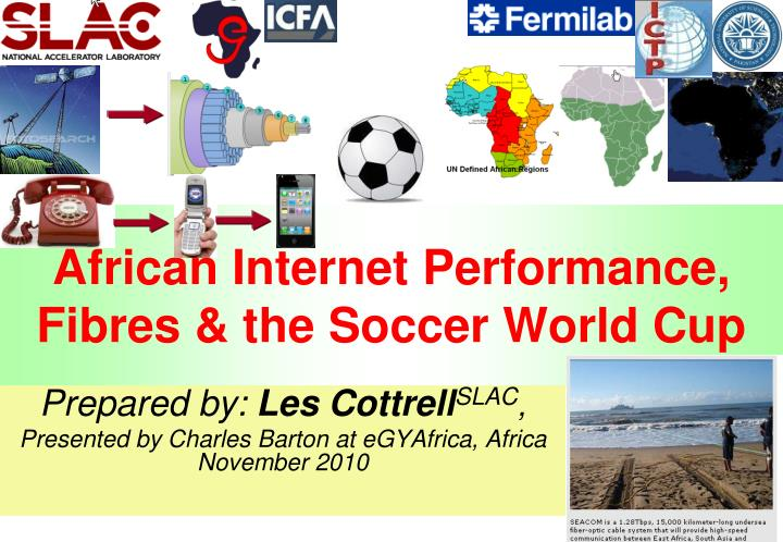african internet performance fibres the soccer world cup n.