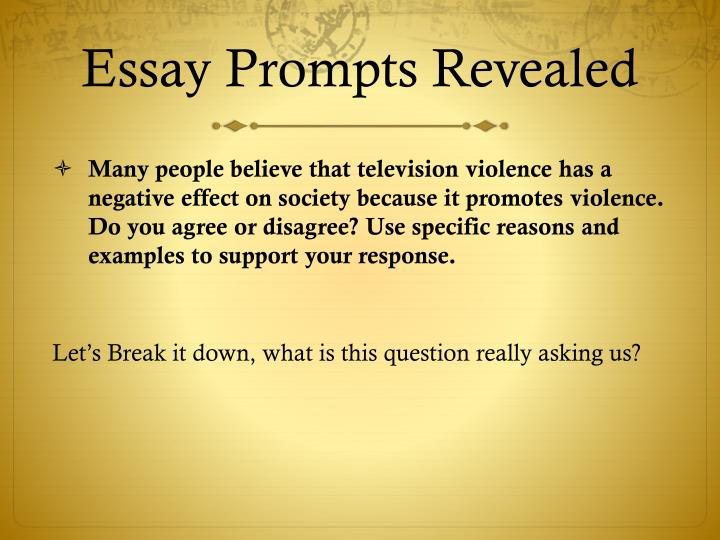 media violence has a negative effect essay