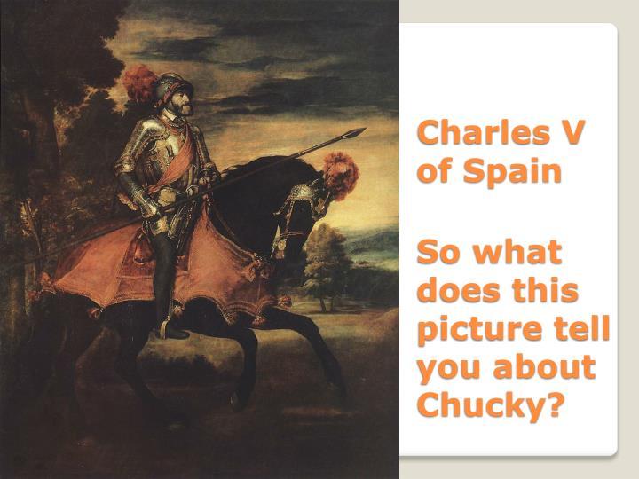 Charles V of Spain