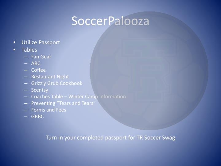 SoccerPalooza