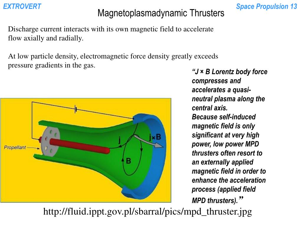 PPT - Electric Propulsion Continued PowerPoint Presentation