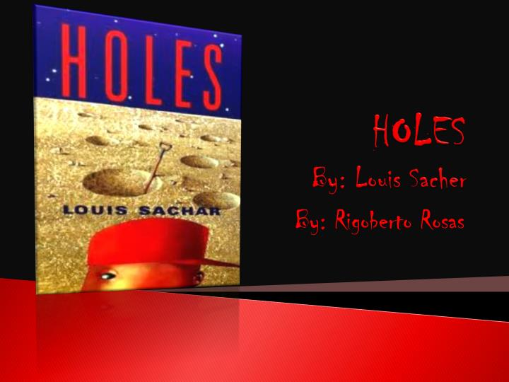 Holes by louis sacher