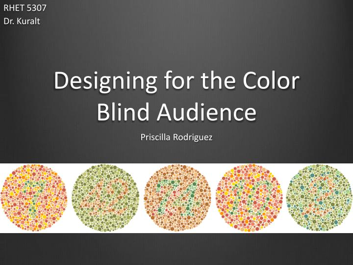 designing for the color blind audience n.