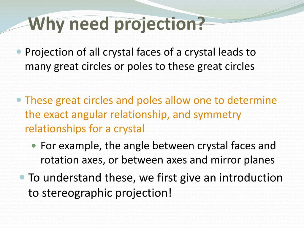 PPT - Stereographic Projection PowerPoint Presentation - ID