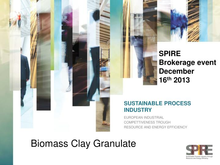 sustainable process industry n.