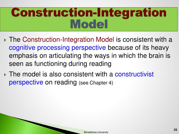 Construction-Integration