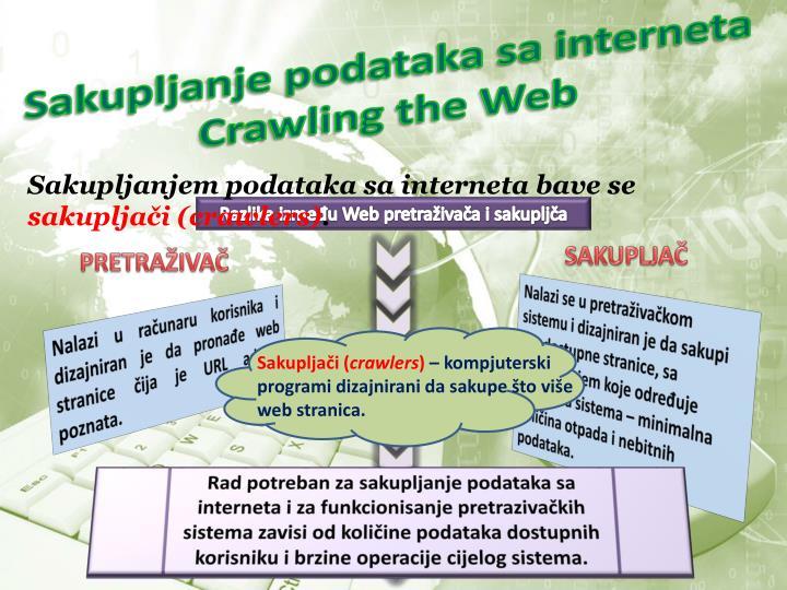 Sakupljanje podataka sa interneta
