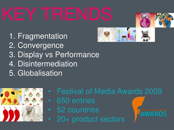 Key trends