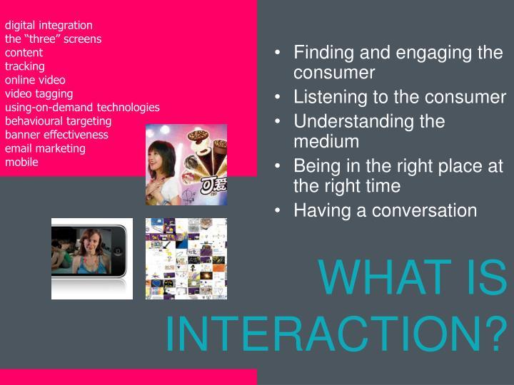 digital integration