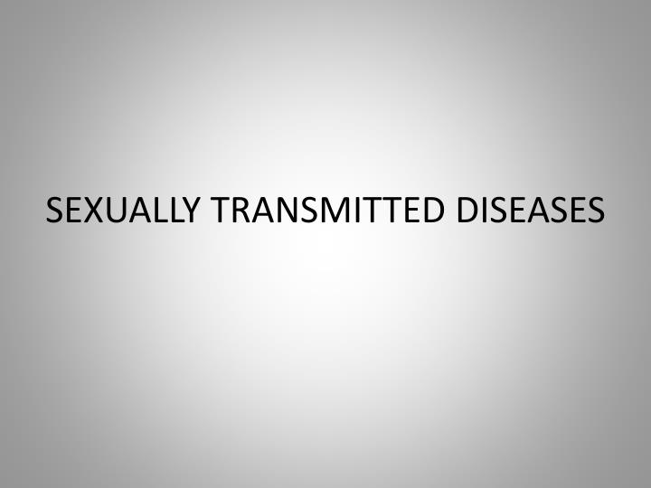 disease essay exam question sexually transmitted Chlamydia is a bacterial infection that's easily cured with antibiotics sexually transmitted infections (stds) current: chlamydia chlamydia.