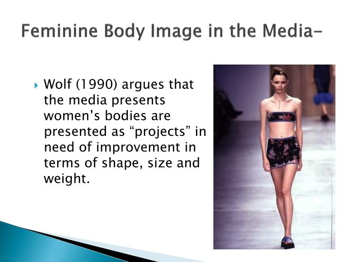 Feminine Body Image in the Media-