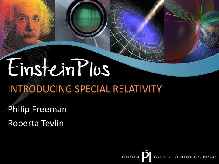 introducing special relativity n.