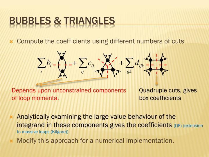 Bubbles & Triangles