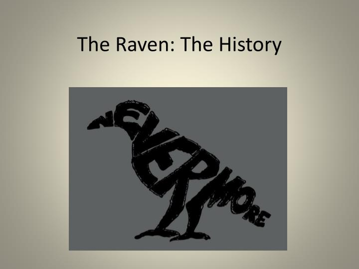 the raven the history n.
