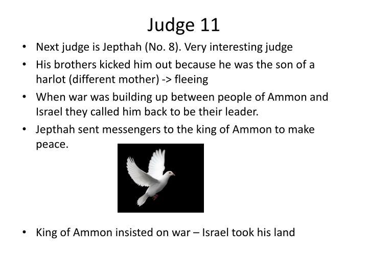 Judge 11