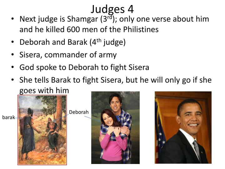 Judges 4