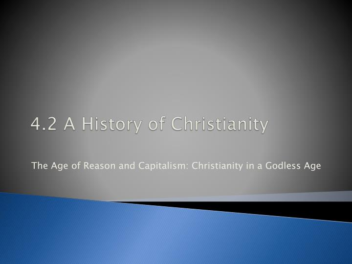 early christianity essay The earliest recorded text teaching christianity has its roots buried deep within judaism the birth, death and resurrection of jesus christ, as the messiah, created a new ideology of worship.