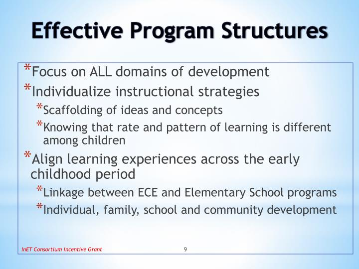 innovative instructional practices in elementary education