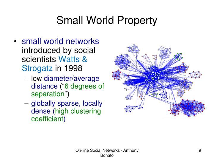 Small World Property