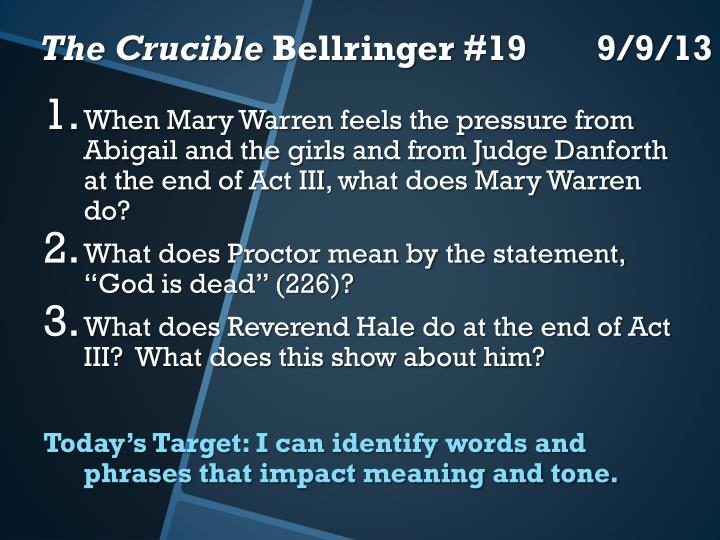 what does crucible mean