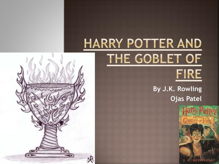 Ppt Harry Potter And The Goblet Of Fire Powerpoint Presentation Free Download Id 2141684