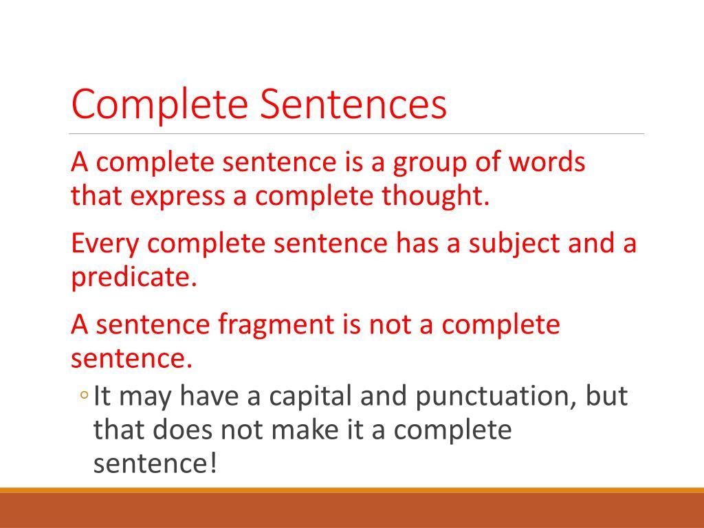 Thesis statement key words ks1