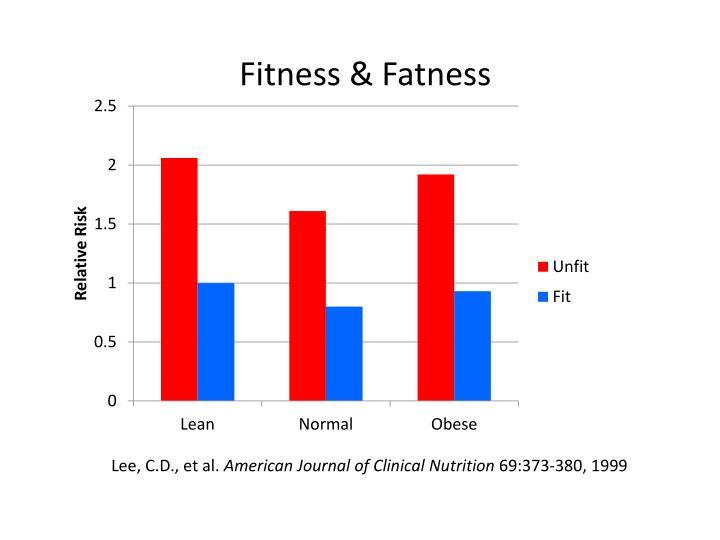 Fitness & Fatness