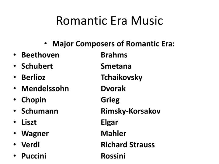 an analysis of the russian romantic music and tchaikovsky You think ballet, you think tchaikovsky the russian composer was the 19th century's true master of dance music.