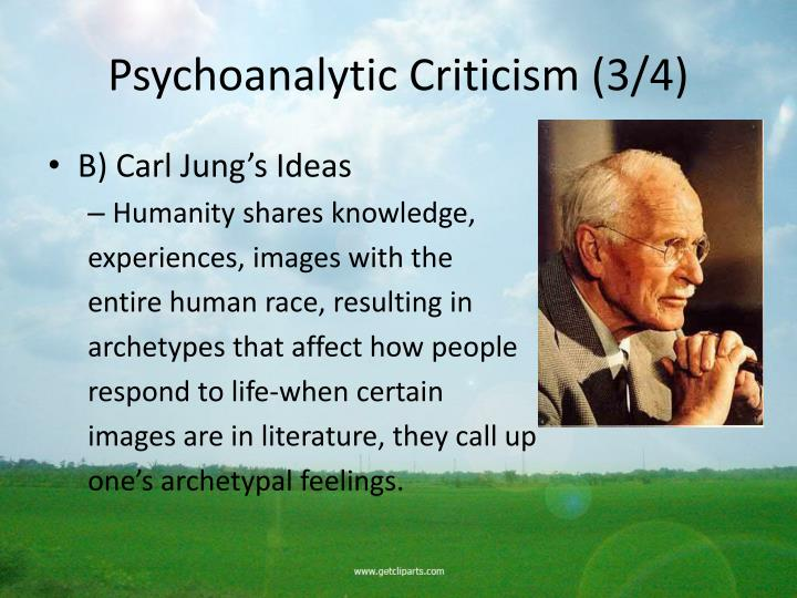 Psychoanalytic Criticism (3/4)