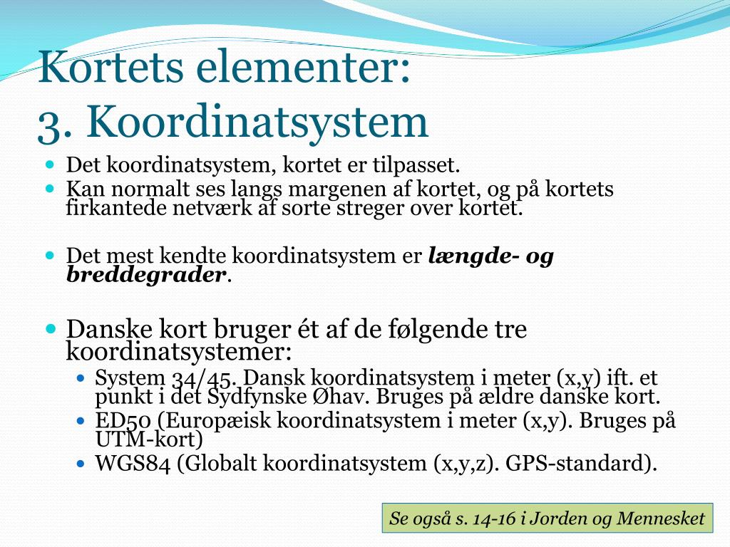 Ppt Kort Satellitbilleder Og Gis 1 Powerpoint Presentation