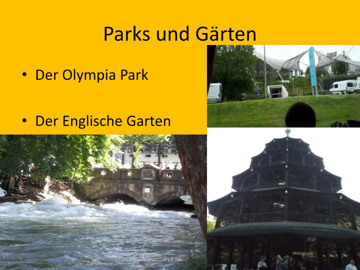 Parks und G