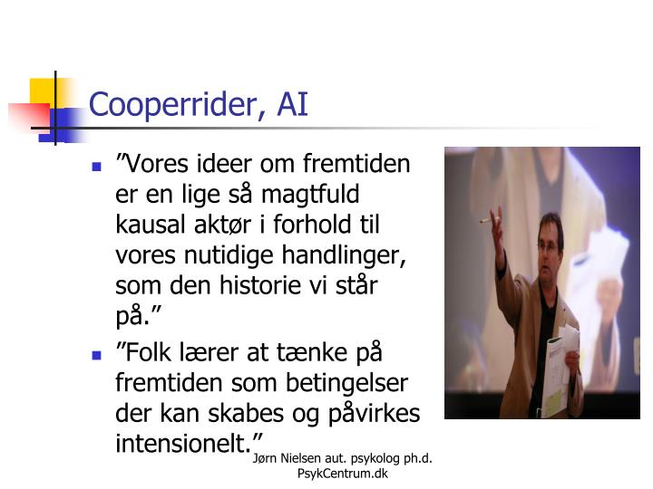 Cooperrider